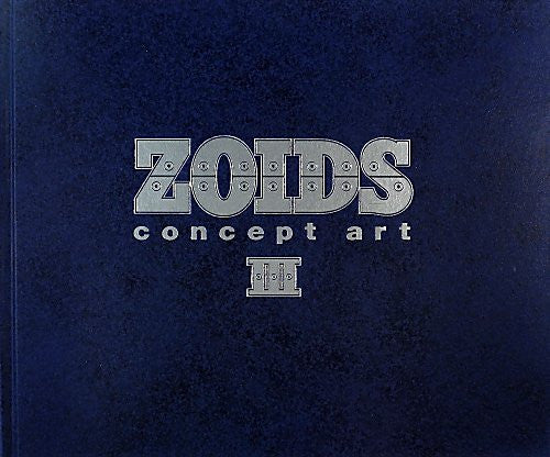 Image 1 for Zoids Concept Art Iii