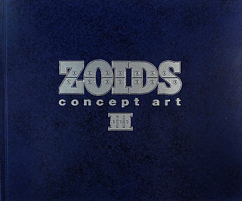 Image for Zoids Concept Art Iii