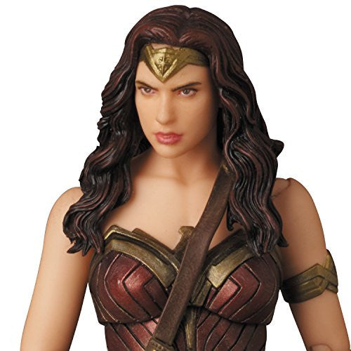 Image 6 for Batman v Superman: Dawn of Justice - Wonder Woman - Mafex No.024 (Medicom Toy)