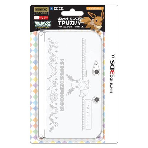 Image for Pokemon TPU Cover for 3DS LL (Eievui Series Version)