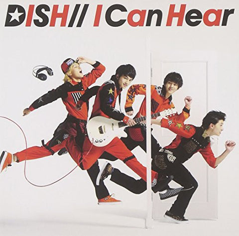 Image for I Can Hear / DISH//