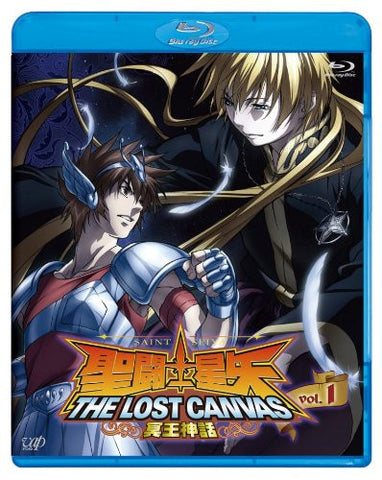 Image for Saint Seiya The Lost Canvas Hades Mythology Vol.1