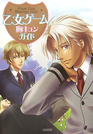 Otome Game Mune Kyun Guide Yaoi Videogame Book