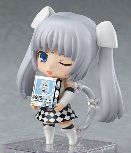 Image 5 for Miss Monochrome - Ruu-chan - Nendoroid #406-a (Good Smile Company)