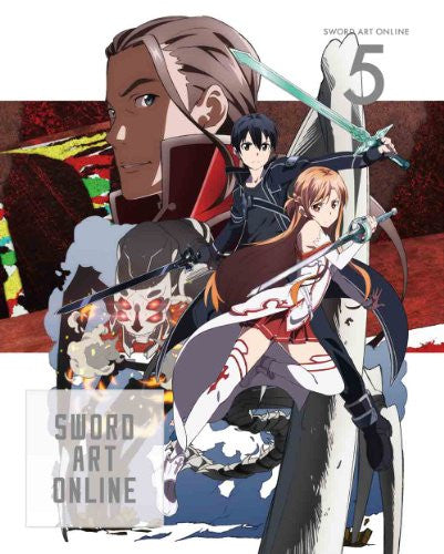 Image 1 for Sword Art Online 5 [DVD+CD Limited Edition]