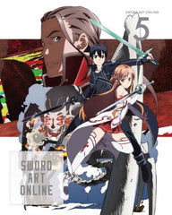 Sword Art Online 5 [DVD+CD Limited Edition]