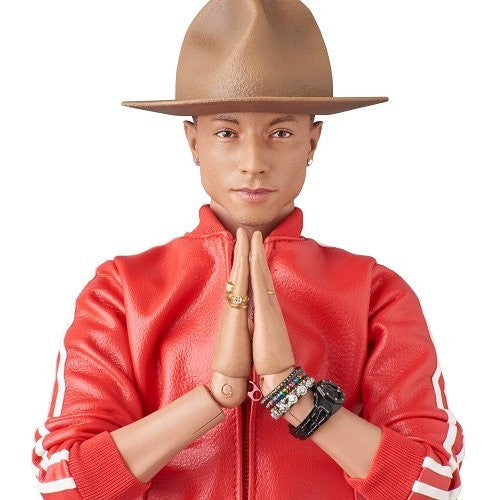 Image 4 for Pharrell Williams - Real Action Heroes No.755 - 1/6 - Get Lucky (Medicom Toy)