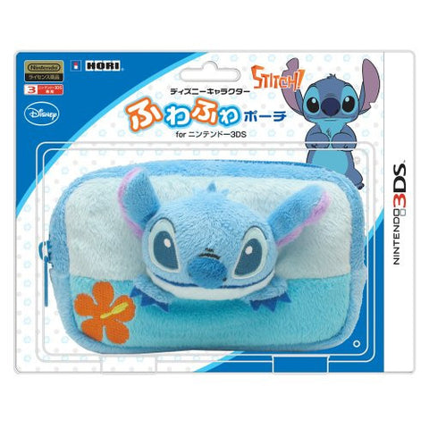 Image for Disney Character Case for Nintendo 3DS [Stitch Edition]