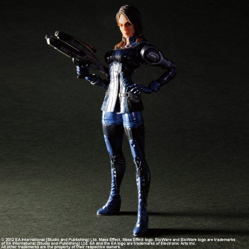 Image 3 for Mass Effect 3 - Ashley Williams - Play Arts Kai (Square Enix)