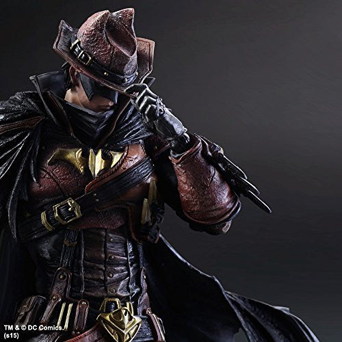 Image 3 for DC Universe - Batman - Play Arts Kai - Variant Play Arts Kai - Timeless - Wild West (Square Enix)