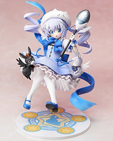 Image for Gochuumon wa Usagi Desu ka?? - Anko - Kafuu Chino - Tippy - Wild Geese - 1/7 (Anime University COOP, Stronger)