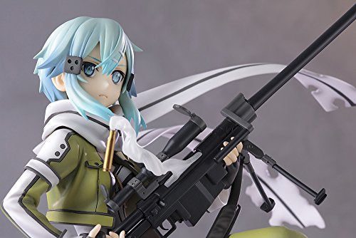 Image 6 for Sword Art Online II - Sinon - 1/8 - Phantom Bullet (Kotobukiya)