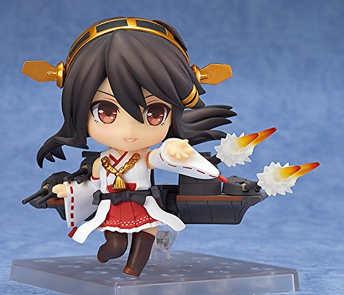 Image 3 for Kantai Collection ~Kan Colle~ - Haruna - Nendoroid #495 (Good Smile Company)