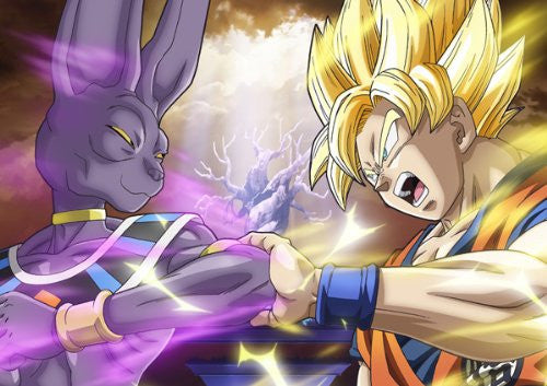 Image 10 for Dragon Ball Z: Battle of Gods / Kami To Kami [Limited Edition]