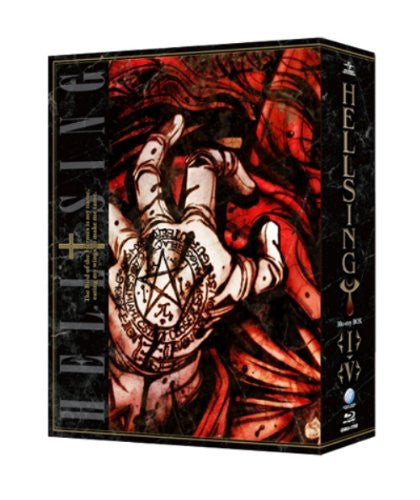 Image 3 for Hellsing I-V Blu-ray Box [5DVD+1CD Limited Pressing]