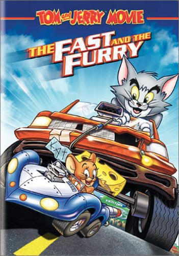 Image 1 for Tom And Jerry Movie: The Fast And The Furry