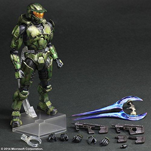 Image 8 for Halo 2 Anniversary Edition - Master Chief - Play Arts Kai (Square Enix)
