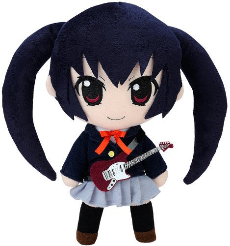 Image 1 for K-ON! - Nakano Azusa - Nendoroid Plus - Winter Uniform ver. - 041 (Gift Movic)