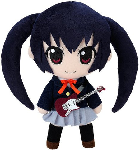 Image for K-ON! - Nakano Azusa - Nendoroid Plus - Winter Uniform ver. - 041 (Gift Movic)