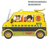 Dragon Ball - Son Goku - Roshi - Yamcha - Kuririn - Mecha Colle - Mecha Collection Dragon Ball Vol. 7 - Kame-Sennin`s Wagon (Bandai) - 5