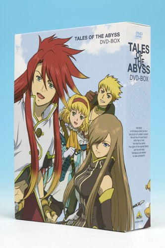 Image 2 for Tales Of The Abyss DVD Box [Limited Edition]
