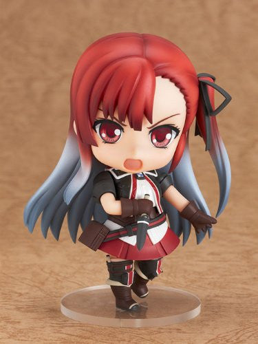 Image 3 for Senjou no Valkyria 3: Unrecorded Chronicles - Riela Marcellis - Nendoroid #164 (Good Smile Company)