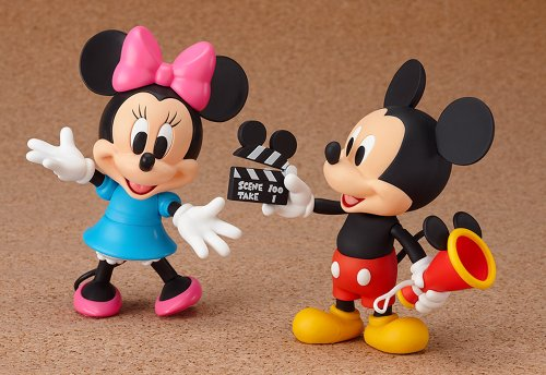 Image 7 for Mickey Mouse - Chip - Dale - Minnie Mouse - Nendoroid #232 (Good Smile Company)