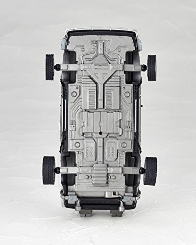 Image 2 for Back to the Future Part II - DeLorean Time Machine - Figure Complex Movie Revo No.001 - Revoltech (Kaiyodo)
