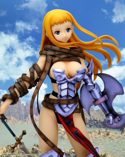 Image 5 for Queen's Blade - Reina - R-Line - DX Color ver. (Griffon Enterprises)