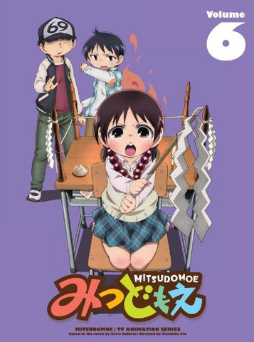 Image for Mitsudomoe Vol.6 [Blu-ray+CD Limited Edition]