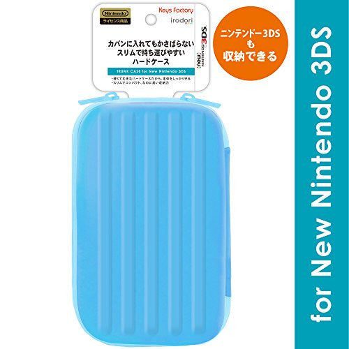 Image 1 for Trunk Case for New 3DS (Blue)