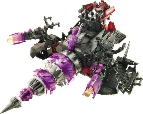 Transformers Prime - Knockout - EZ Collection - EZ-15 - Energon Driller & Medic Knockout (Takara Tomy)