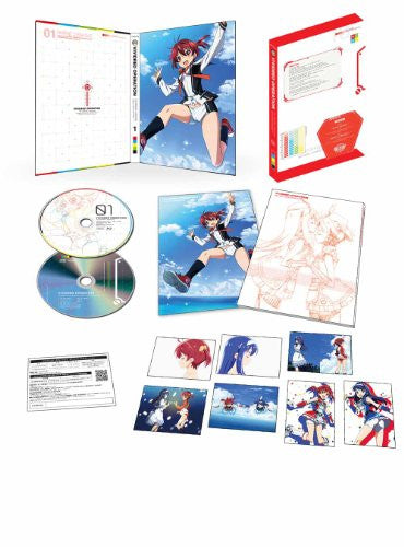 Image 1 for Vividred Operation 1 [Blu-ray+CD Limited Edition]