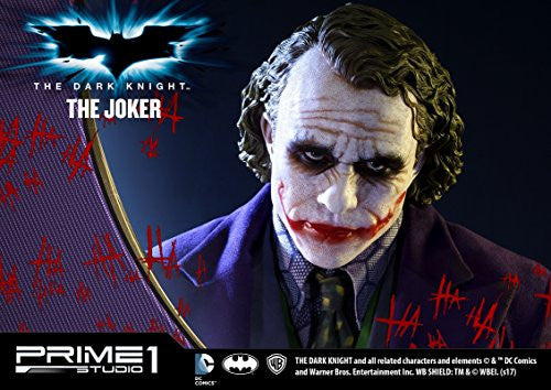 Image 5 for The Dark Knight - Joker - High Definition Museum Masterline Series HDMMDC-01 - 1/2 (Prime 1 Studio)
