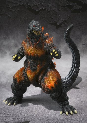Image 4 for Gojira vs. Destoroyah - Burning Gojira - S.H.MonsterArts - Gojira (1995) (Bandai)