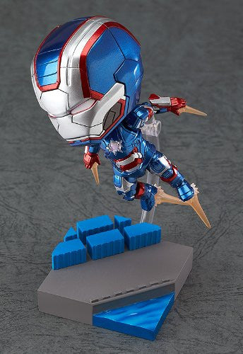Image 6 for Iron Man 3 - Iron Patriot - Nendoroid #392 - Full Action (Good Smile Company)