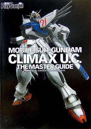 Image 1 for Mobile Suit Gundam Climax U.C. Master Guide