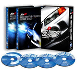 Thumbnail 1 for Initial D Full Throttle Collection - Second Stage [3DVD+CD]