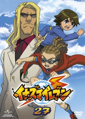 Image for Inazuma Eleven 27
