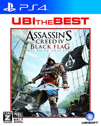 Image for Assassin's Creed 4 Black Flag (UBI the Best)