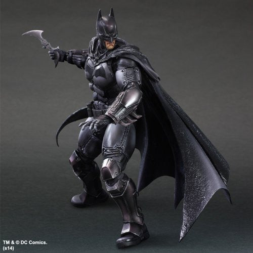 Image 6 for Batman: Arkham Origins - Batman - Play Arts Kai (Square Enix)