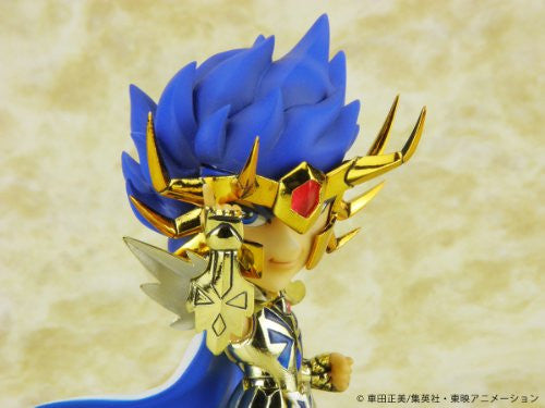 Image 5 for Saint Seiya - Cancer Death Mask - Cosmos Burning Collection - Deformed (Kidslogic, Yamato)