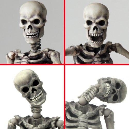 Image 12 for Jason and the Argonauts - Revoltech - Revoltech SFX 020 - Skeleton Army - 2nd Ver. (Kaiyodo)