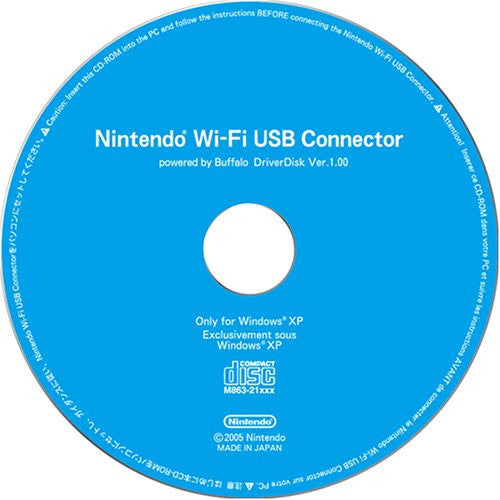 Image 3 for Nintendo Wi-Fi USB Connector