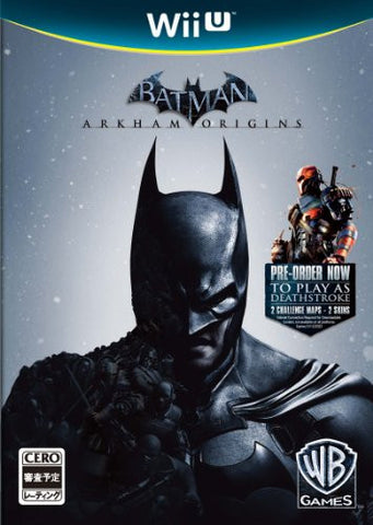 Image for Batman: Arkham Origins