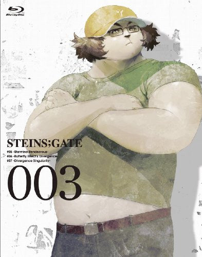 Image 2 for Steins;Gate Vol.3 [Blu-ray+CD Limited Edition]