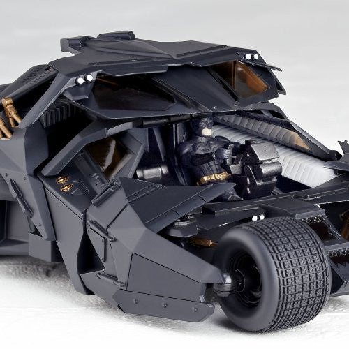 Image 5 for Batman Begins - The Dark Knight - The Dark Knight Rises - Batman - Batmobile Tumbler - Revoltech - Revoltech SFX 043 (Kaiyodo)
