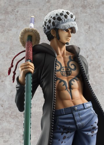 "Image 7 for One Piece - Trafalgar Law - Excellent Model - Portrait Of Pirates ""Sailing Again"" - Ver.2 (MegaHouse)"