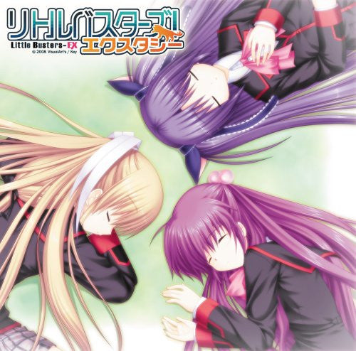 Image 1 for Little Busters! Ecstasy Tracks