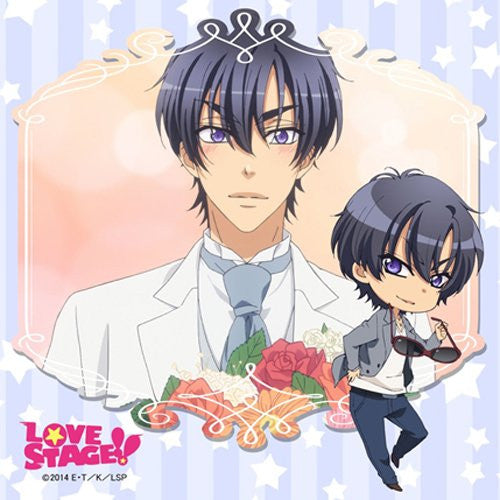 Image 1 for Love Stage!! - Ichijou Ryouma - Mini Towel - Towel (M's)